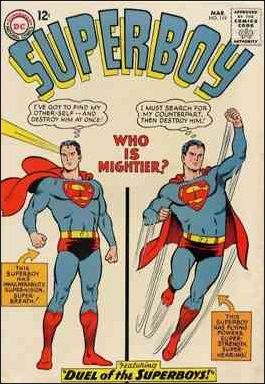 Superboy (1949) 119-A by DC