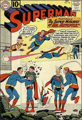 Superman (1939) 148-A by DC