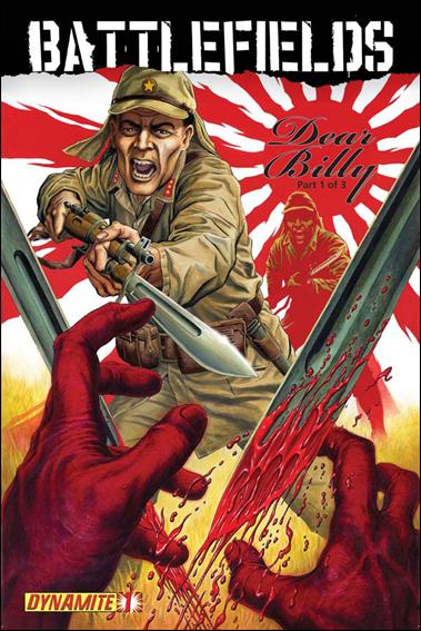 Battlefields: Dear Billy 1-A by Dynamite Entertainment