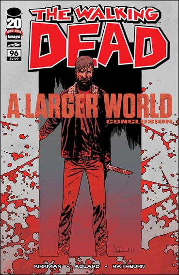 Walking Dead (2003) 96-A by Skybound Entertainment