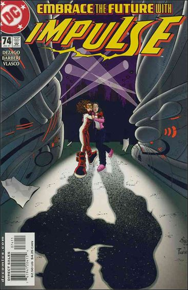 Impulse (1995) 74-A by DC