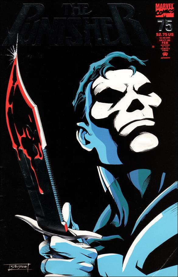 Punisher (1987) 75-A by Marvel
