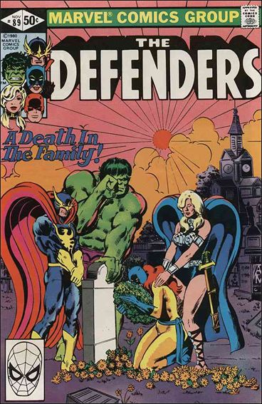 Defenders (1972) 89-A by Marvel
