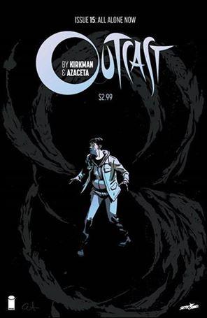 Outcast by Kirkman & Azaceta 15-A