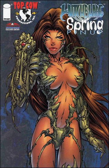 Witchblade Spring Pin-Up 1-A by Top Cow
