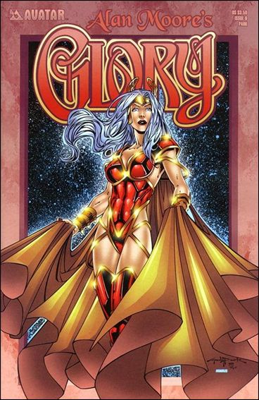Alan Moore's Glory 0-D by Avatar Press