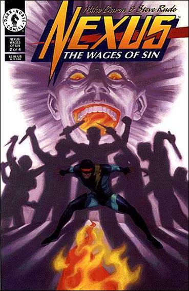 Nexus: Wages of Sin 2-A by Dark Horse