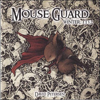 Mouse Guard - Winter 1152 4-A by Archaia Studios Press