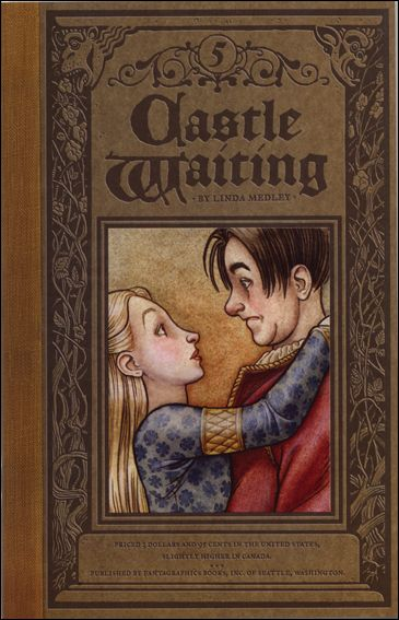 Castle Waiting (2006) 5-A by Fantagraphics