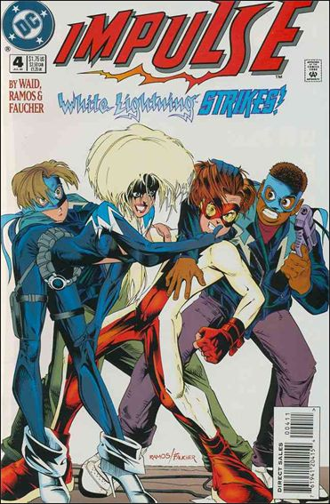 Impulse (1995) 4-A by DC