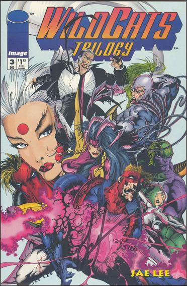 WildC.A.T.s Trilogy 3-B by Image