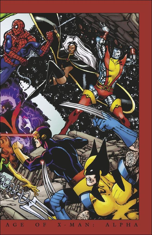 Age of X-Man: Alpha 1-B by Marvel