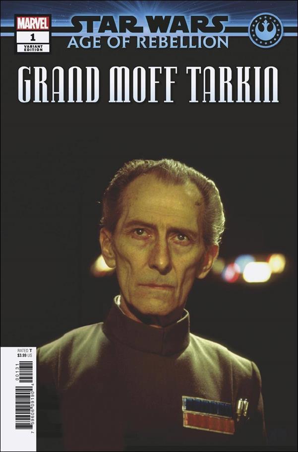 Star Wars: Age of Rebellion - Grand Moff Tarkin 1-D by Marvel