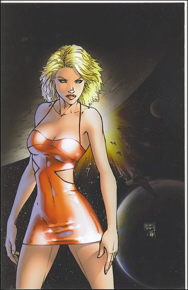 Battlestar Galactica (2006) 1-G by Dynamite Entertainment