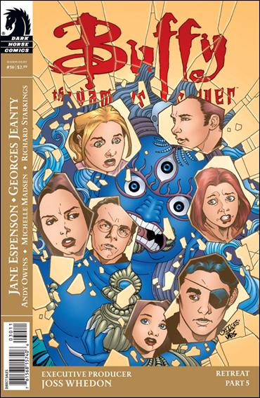 Buffy the Vampire Slayer Season Eight 30-B by Dark Horse