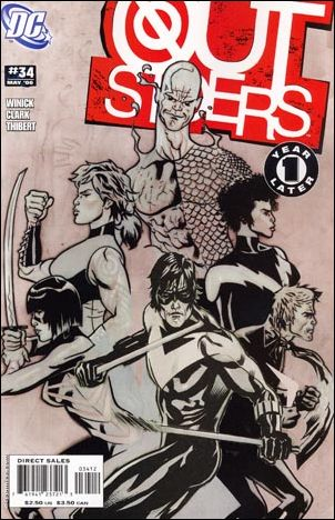 Outsiders (2003) 34-B by DC