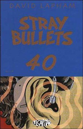 Stray Bullets 40-A