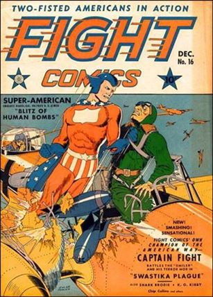 Fight Comics 16-A