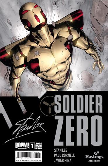 Soldier Zero 1-I by Boom! Studios