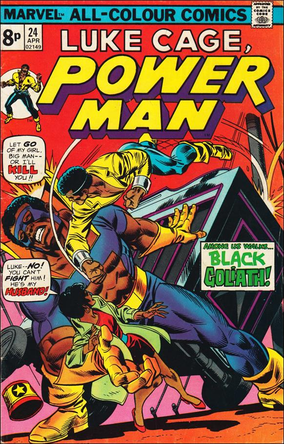 Power Man 24-B by Marvel