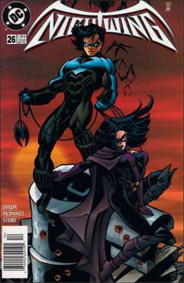 Nightwing (1996) 26-A by DC