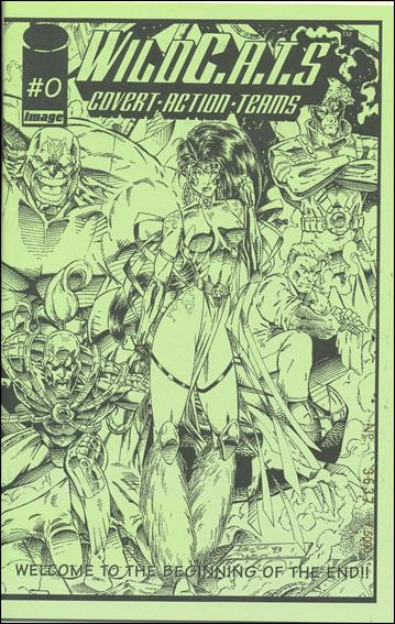 WildC.A.T.s: Covert Action Teams 0-B by Image