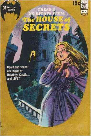 House of Secrets (1956) 89-A by DC