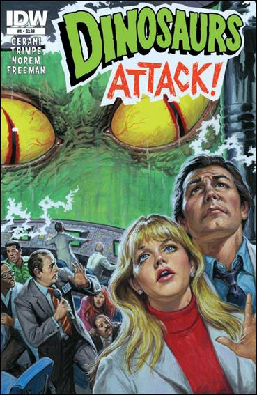 Dinosaurs Attack! (2013) 1-A by IDW
