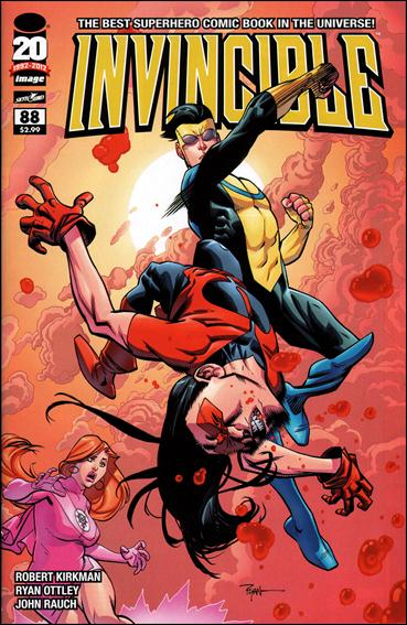 Invincible 88-A by Skybound Entertainment