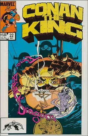 Conan the King 22-A