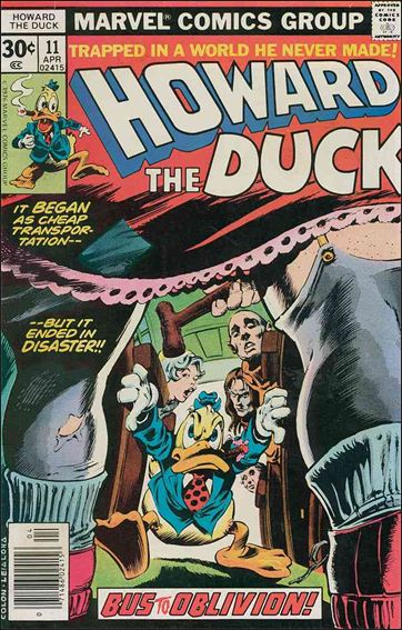 Howard the Duck (1976) 11-A by Marvel