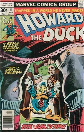 Howard the Duck (1976) 11-A