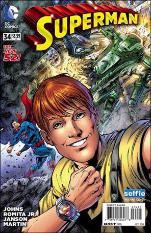 Superman (2011) 34-D
