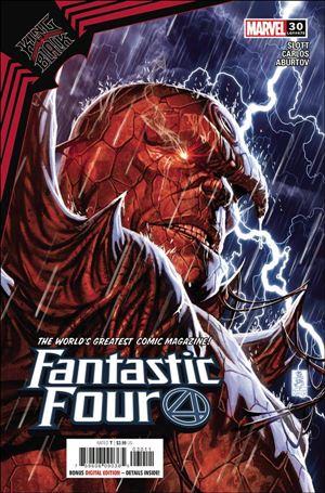 Fantastic Four (2018) 30-A