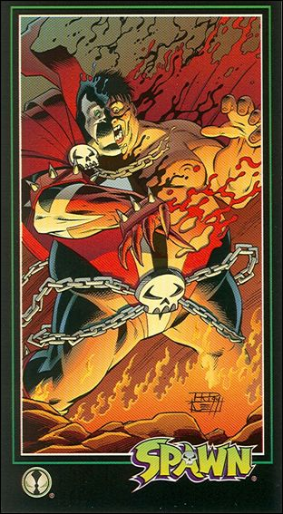 Spawn: Widevision (Base Set) 48-A by WildStorm