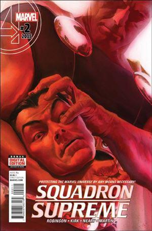 Squadron Supreme (2016)  2-A