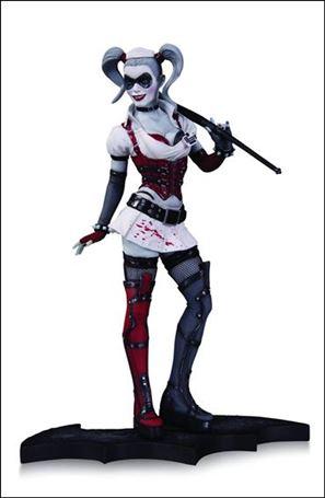 Batman: Arkham Asylum Harley Quinn 1/5200