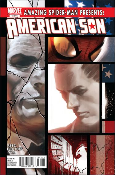 Amazing Spider-Man Presents: American Son 1-A by Marvel