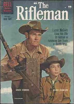 Rifleman 4-A by Dell