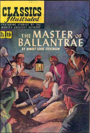 Classic Comics/Classics Illustrated 82-A by Gilberton