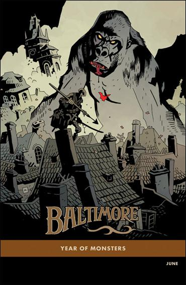 Baltimore: Dr. Leskovar's Remedy 1-B by Dark Horse