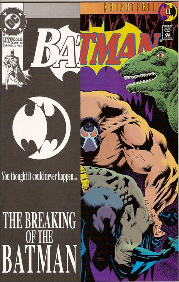 Batman (1940) 497-C by DC
