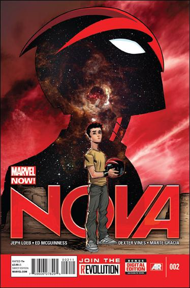 Nova (2013) 2-A by Marvel