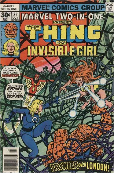 Marvel Two-in-One (1974) 32-A by Marvel