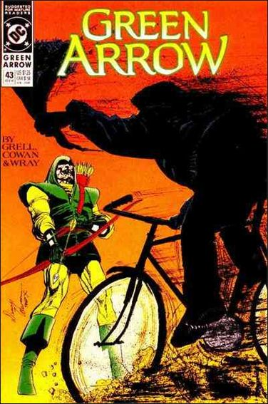 Green Arrow (1988) 43-A by DC