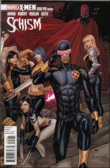 X-Men: Schism 5-B by Marvel