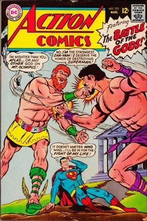Action Comics (1938) 353-A