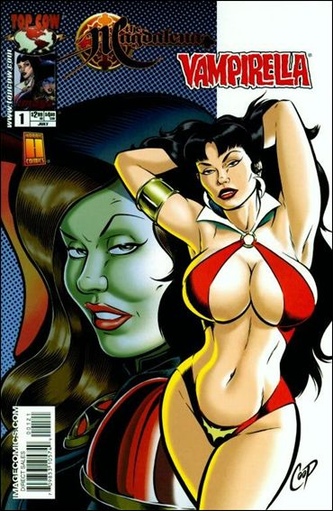 Magdalena/Vampirella (2003) 1-B by Top Cow