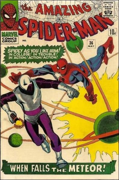 Amazing Spider-Man (1963) 36-B by Marvel