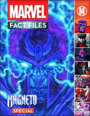 Marvel Fact Files Special 4-A